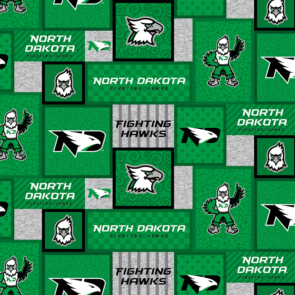 UNIV. OF NORTH DAKOTA-1177 Fleece