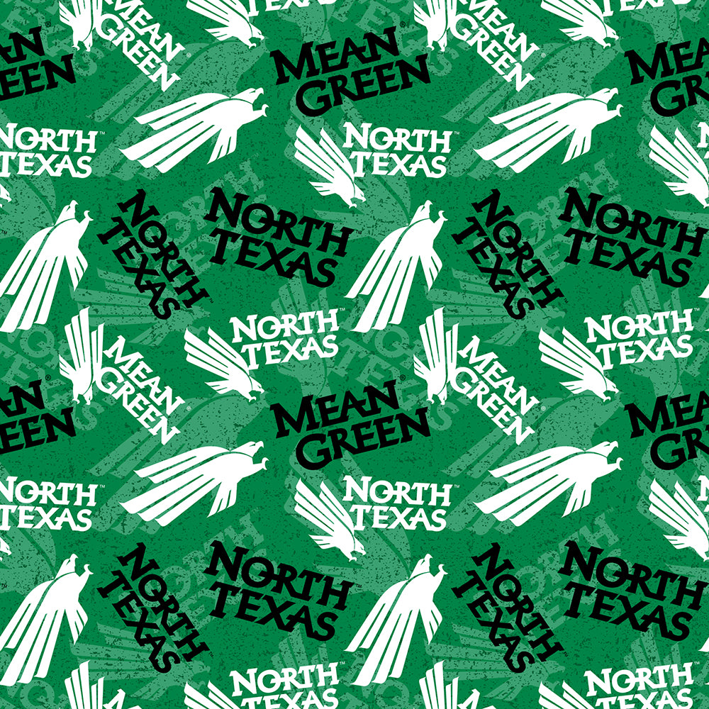 UNIV. OF NORTH TEXAS-1178 Cotton