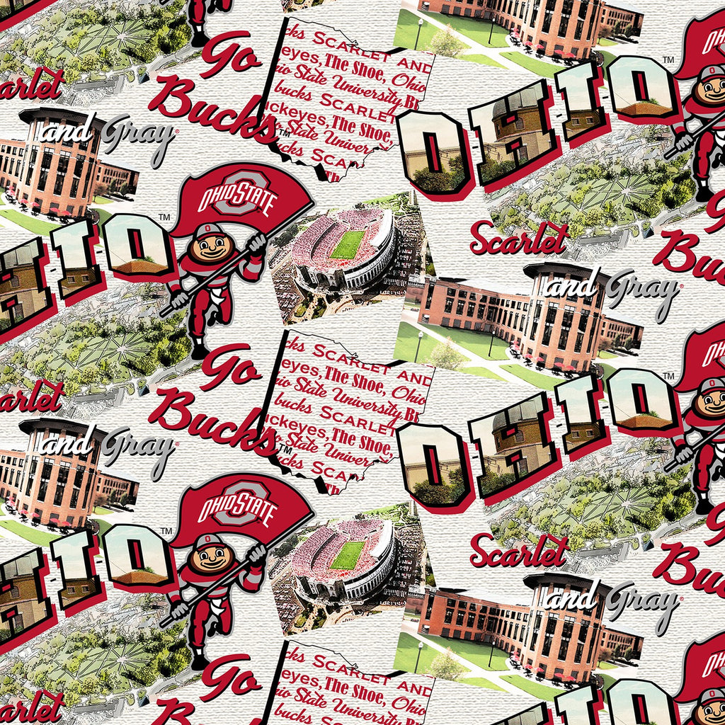 OHIO STATE UNIVERSITY-1212 Cotton