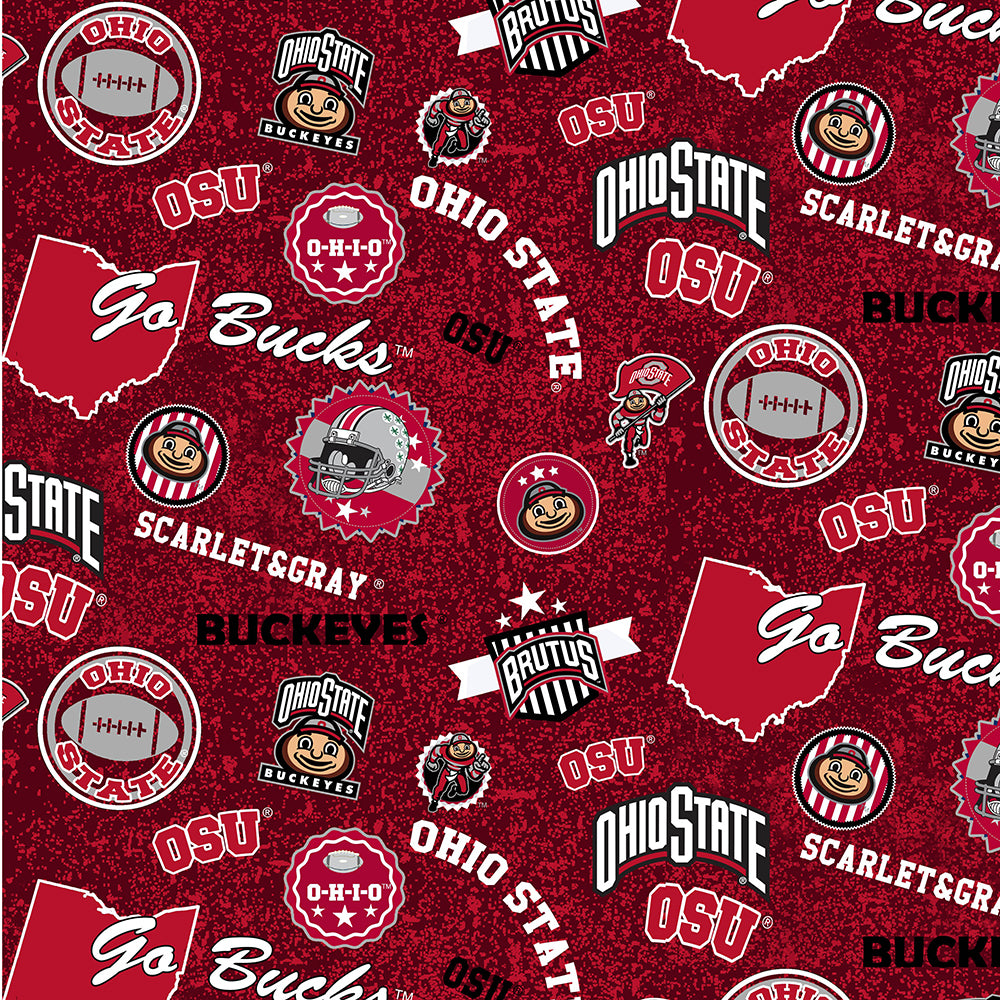 OHIO STATE UNIVERSITY-1208 Cotton