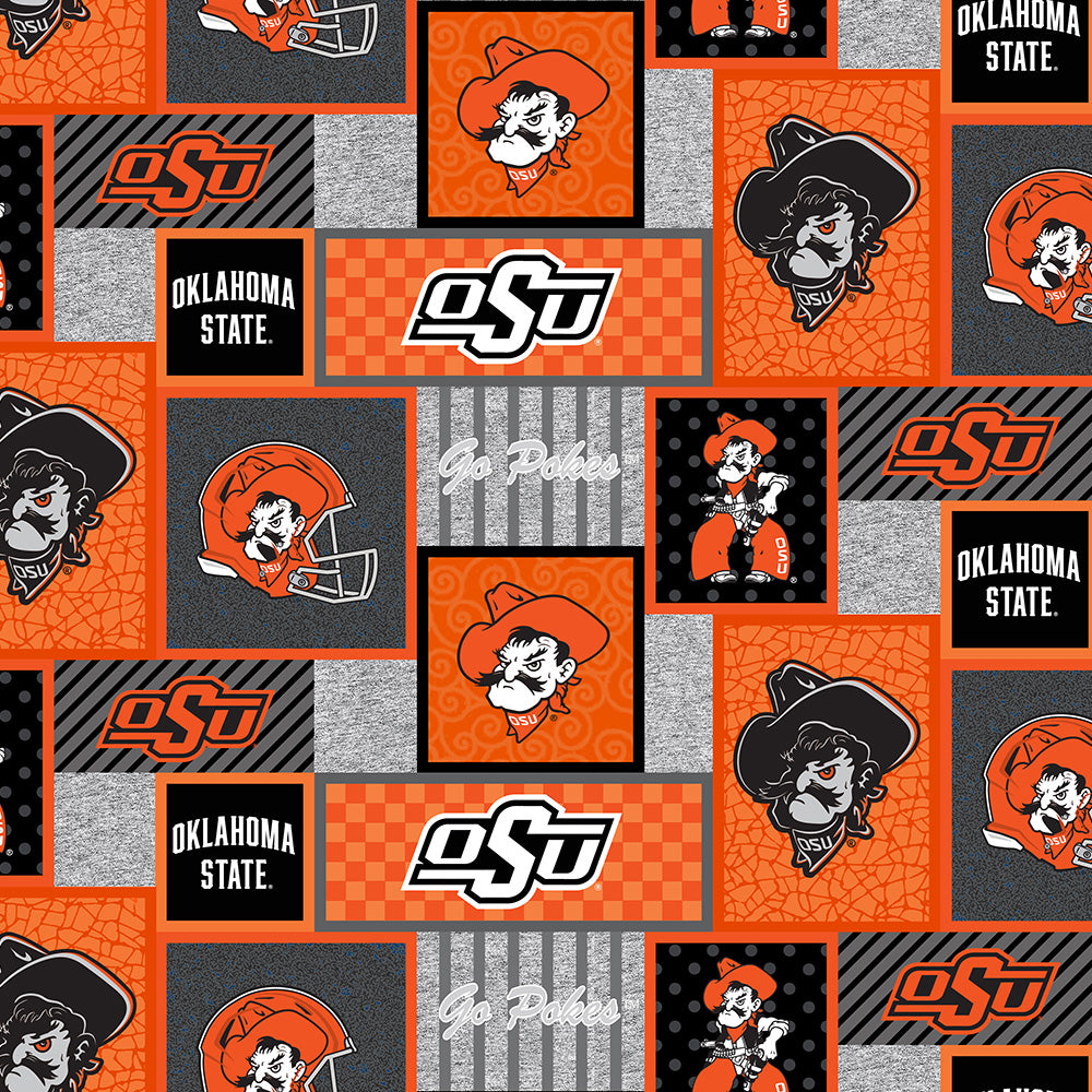 OKLAHOMA STATE UNIVERSITY-1177 Fleece