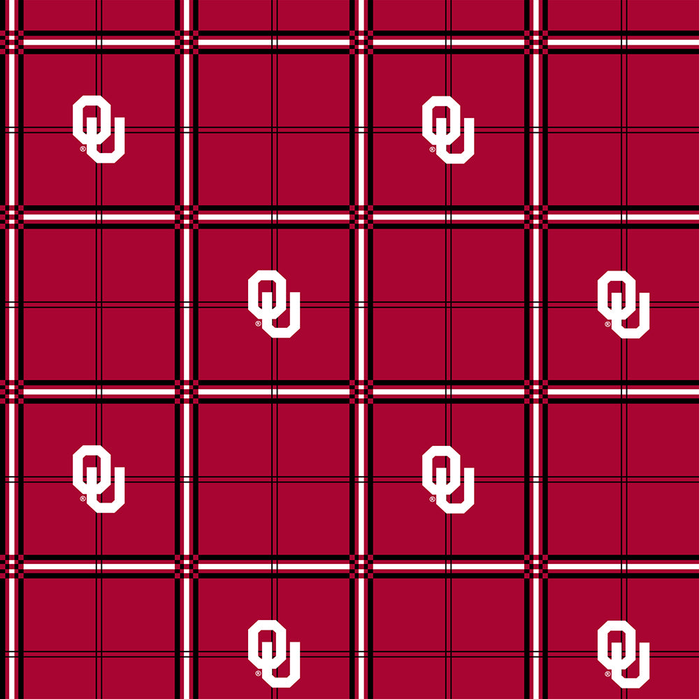 UNIV. OF OKLAHOMA-023 Flannel