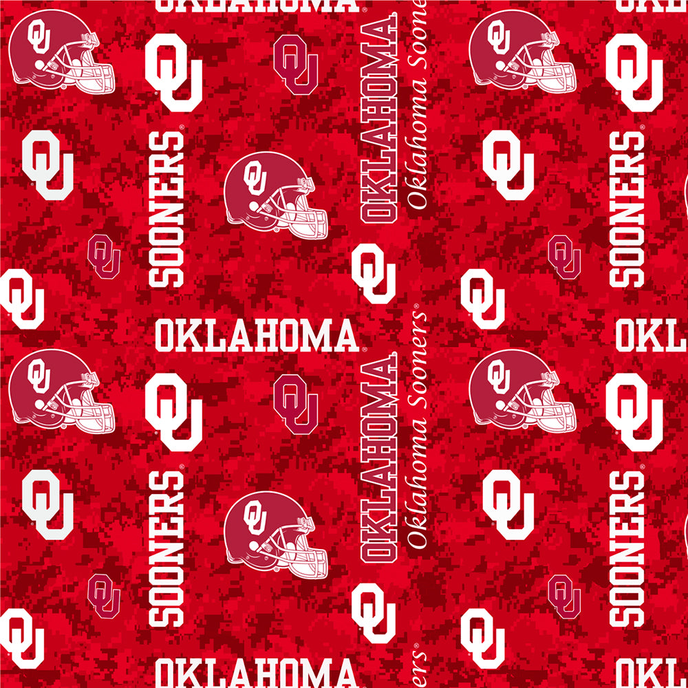 UNIV. OF OKLAHOMA-1122 Fleece