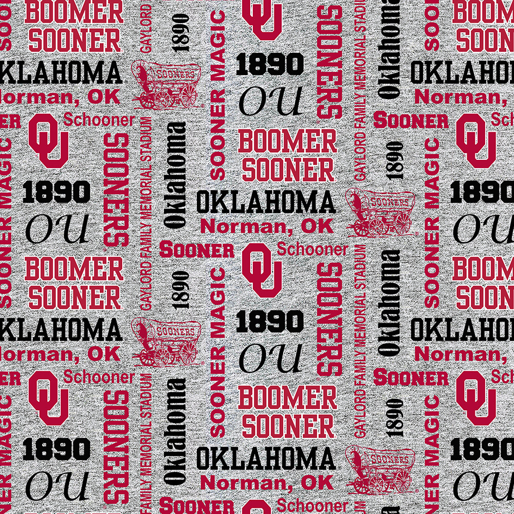 UNIV. OF OKLAHOMA-1162 Fleece
