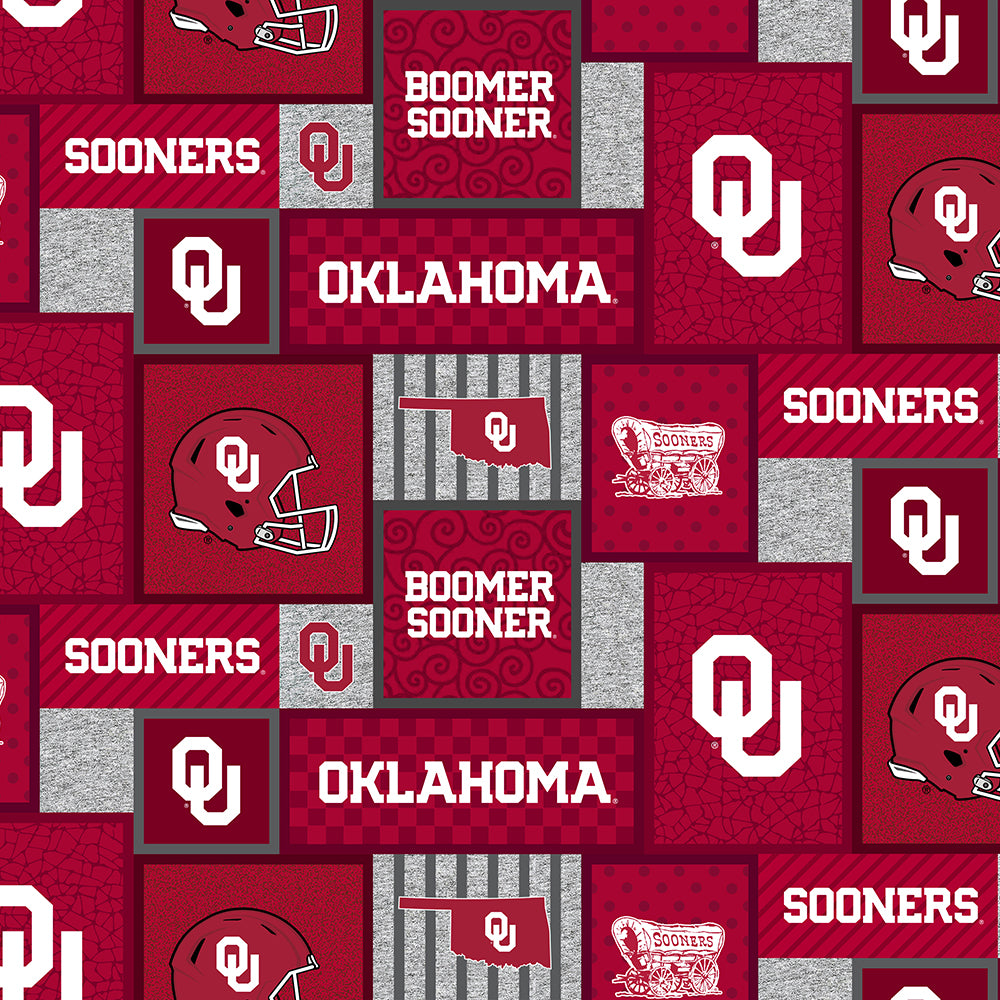 UNIV. OF OKLAHOMA-1177 Fleece