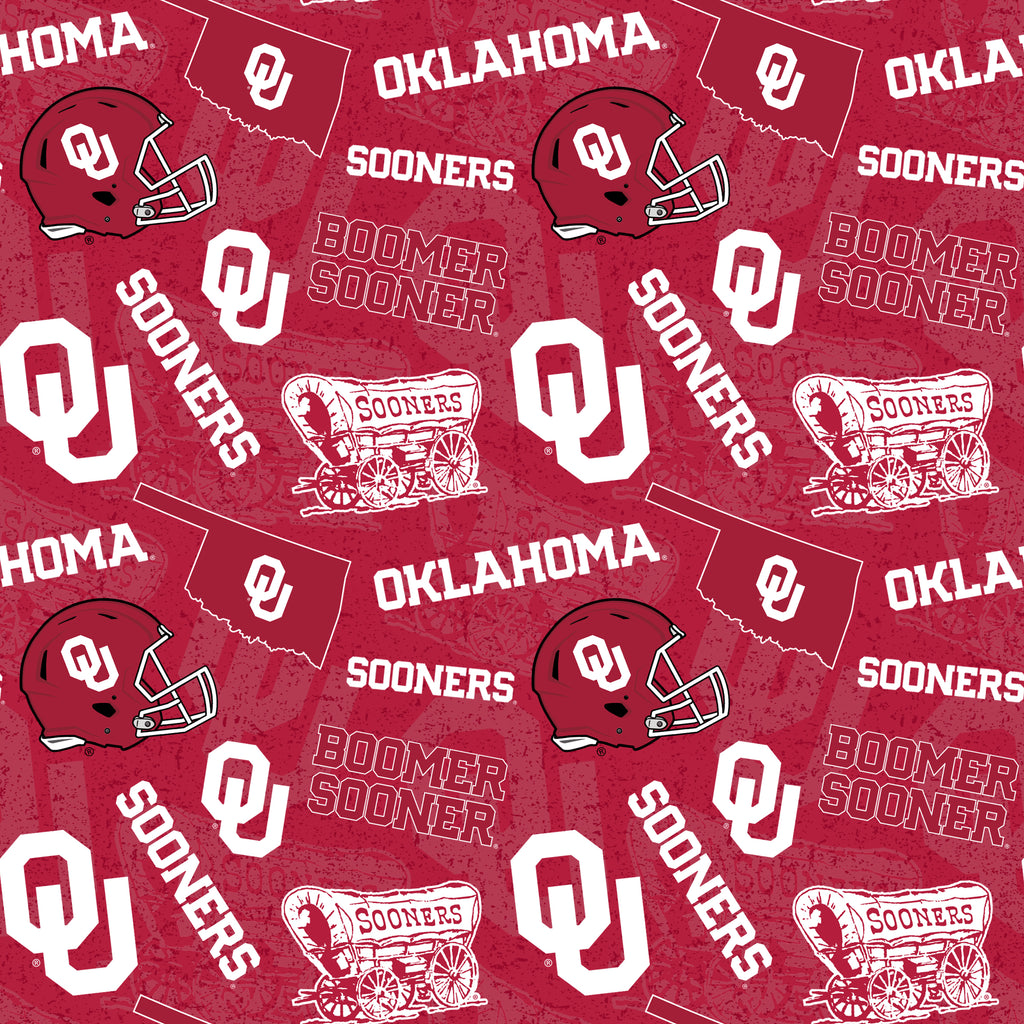 UNIV. OF OKLAHOMA-1178 Cotton