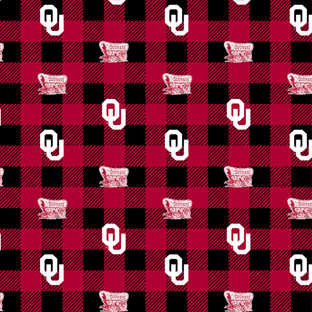 UNIV. OF OKLAHOMA-1190 Fleece