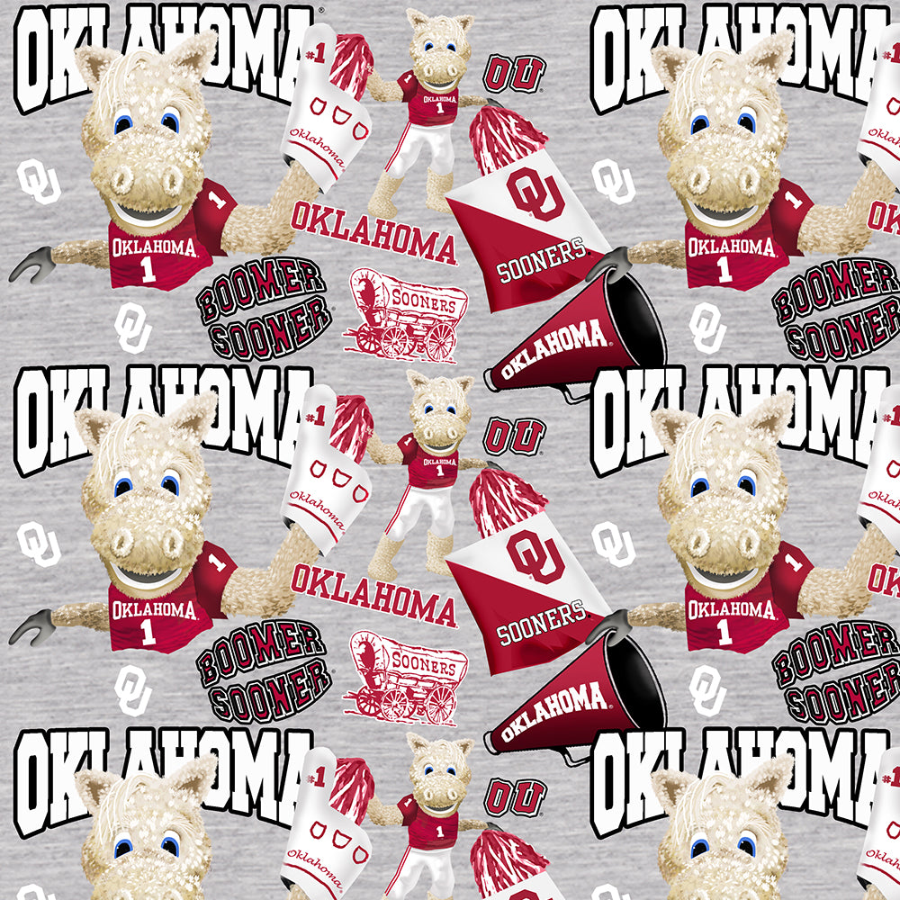 UNIV. OF OKLAHOMA-1164 Cotton