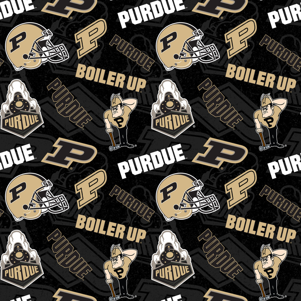 PURDUE UNIVERSITY-1178 Cotton