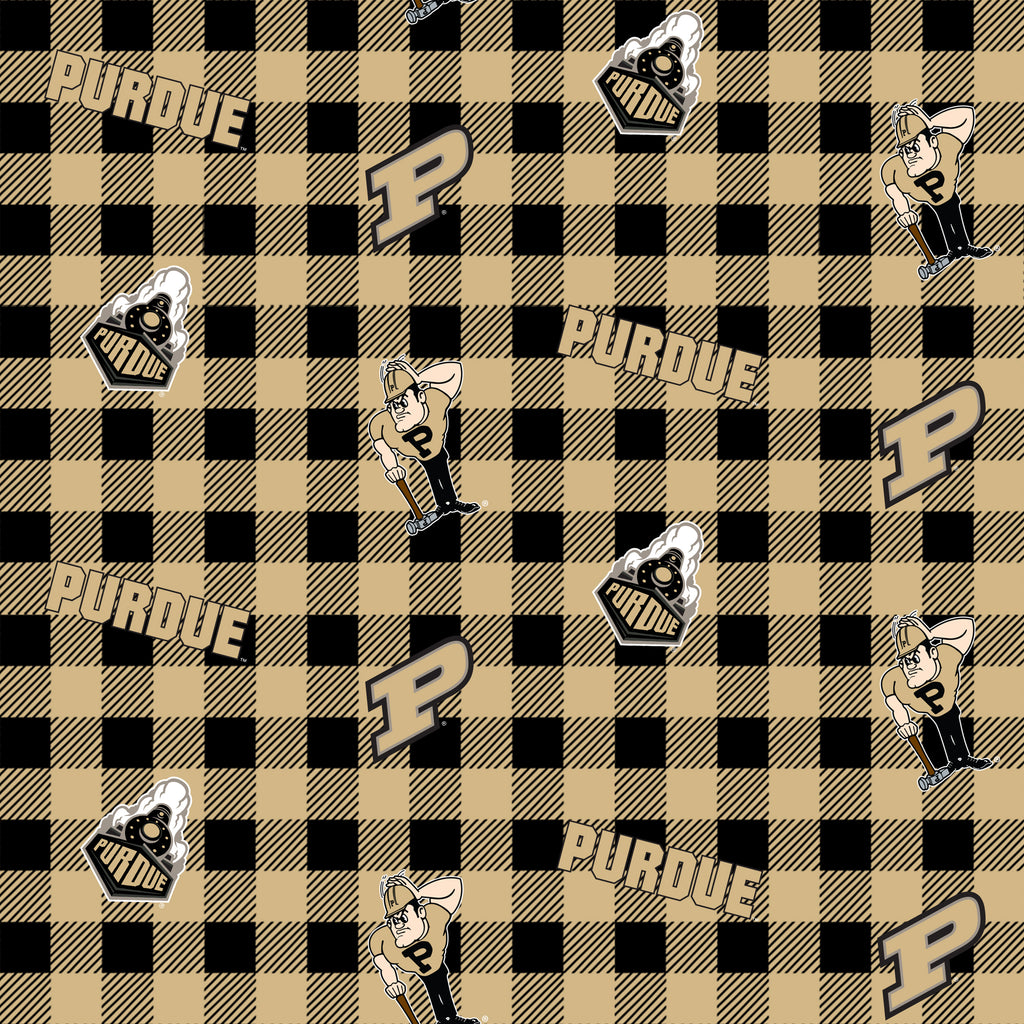 PURDUE UNIVERSITY-1207 Cotton