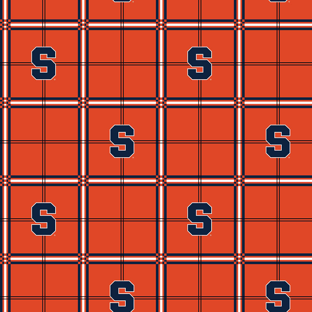 SYRACUSE UNIVERSITY-023 Flannel