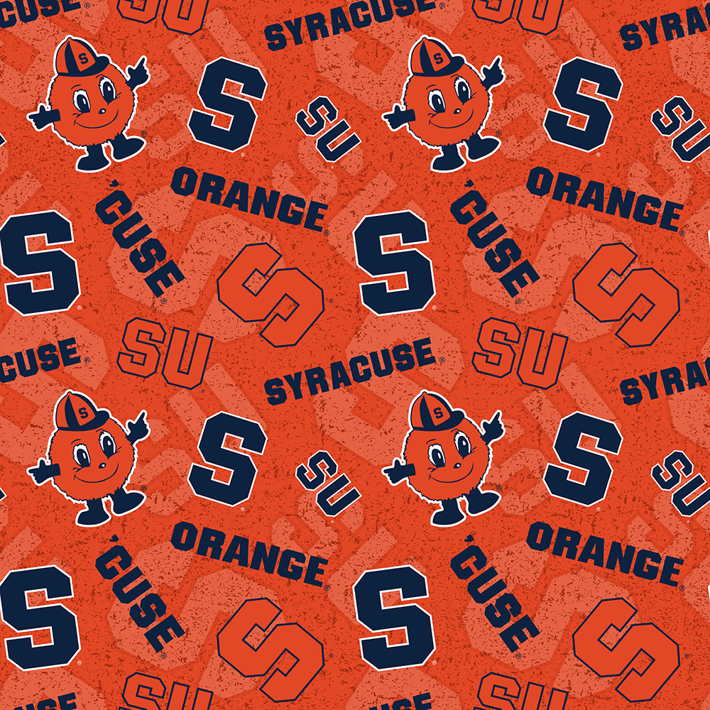 SYRACUSE UNIVERSITY-1178 Cotton