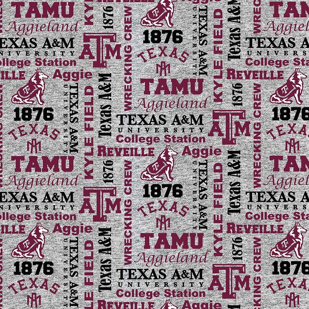 TEXAS A&M UNIVERSITY-1162 Fleece