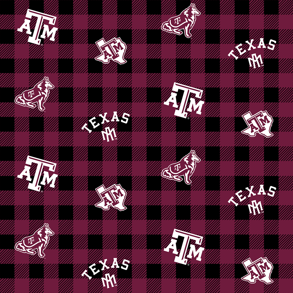 TEXAS A&M UNIVERSITY-1207 Cotton