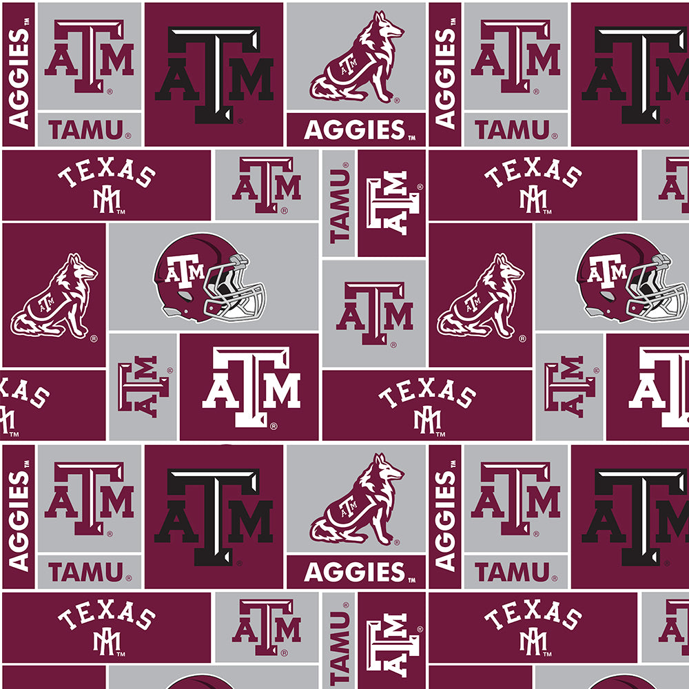 TEXAS A&M UNIVERSITY-012 Fleece