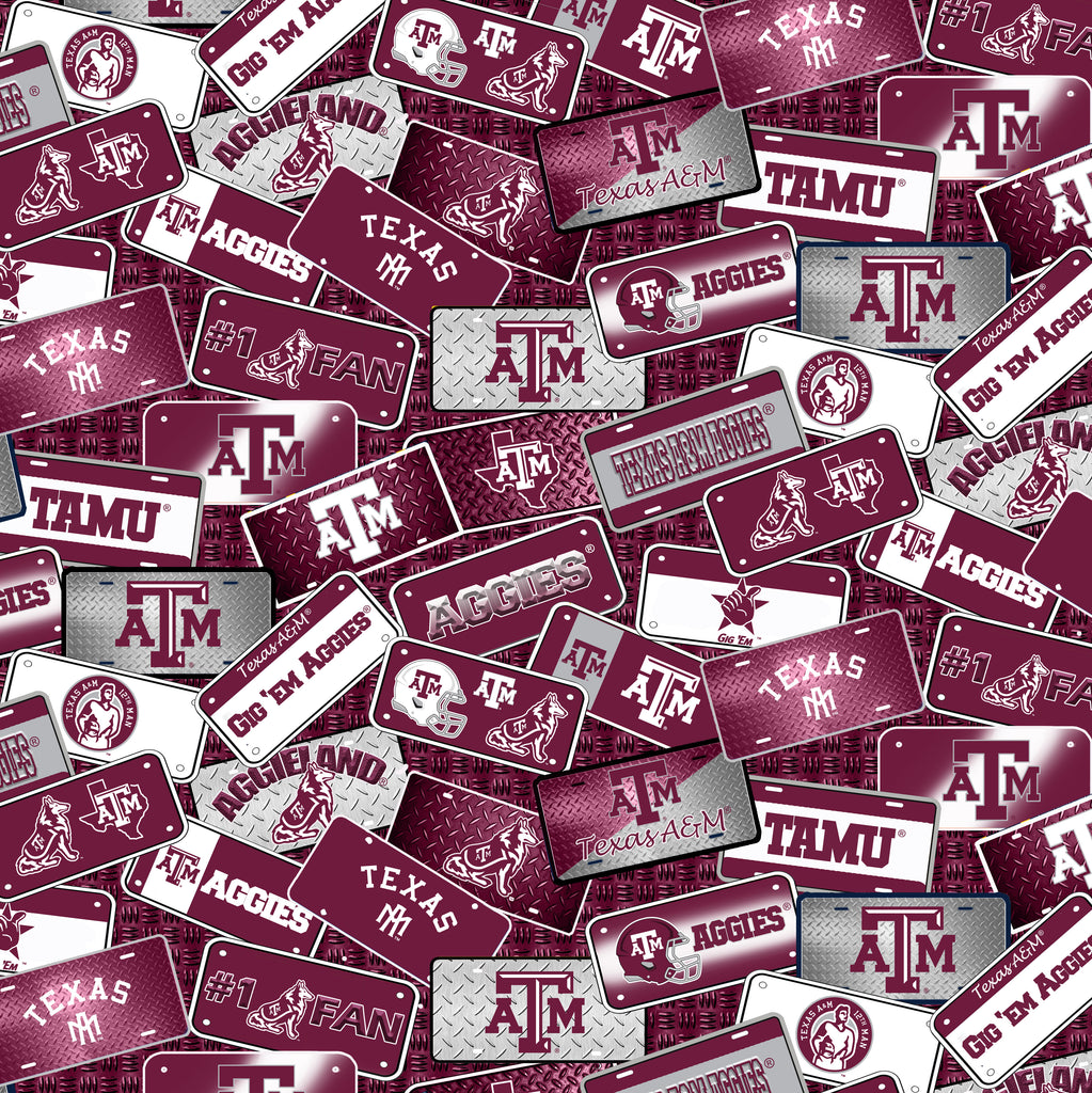 TEXAS A&M UNIVERSITY-1210 Cotton