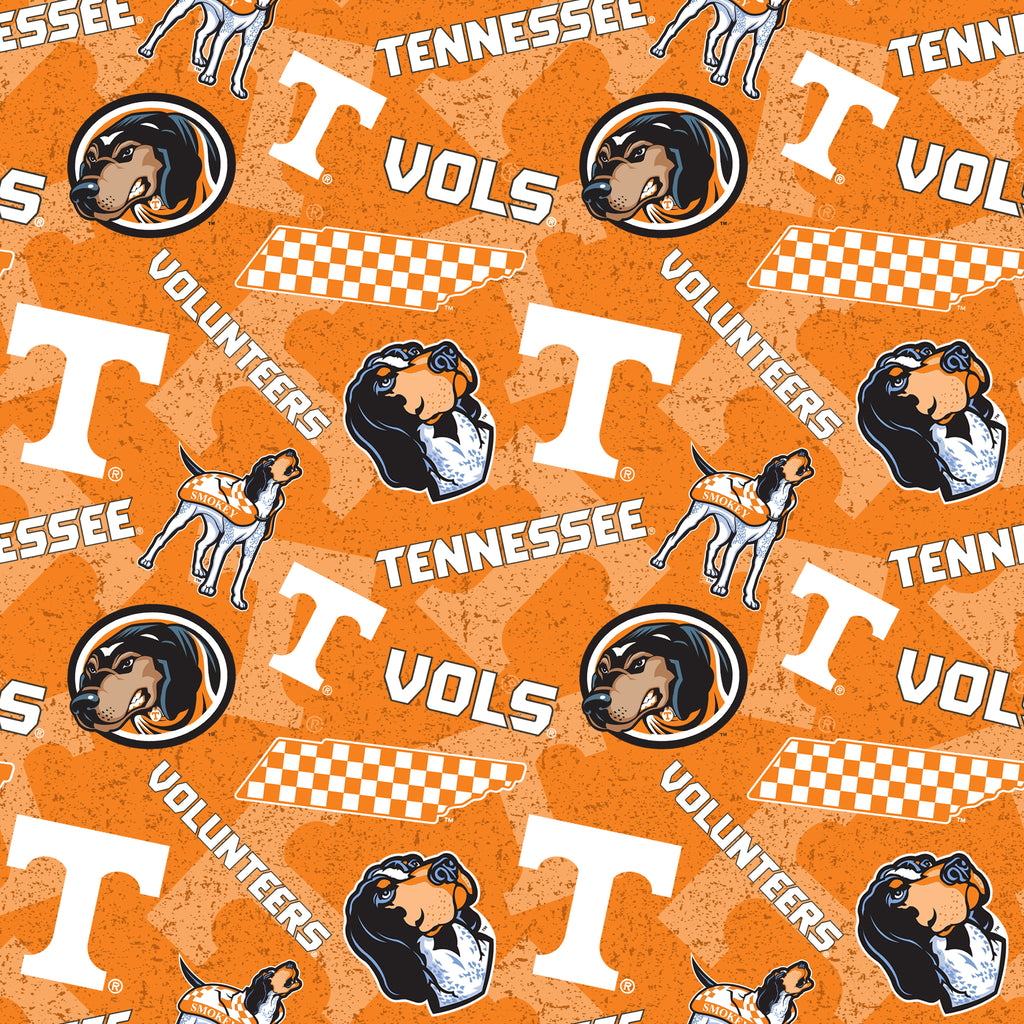 UNIV. OF TENNESSEE-1178 Cotton