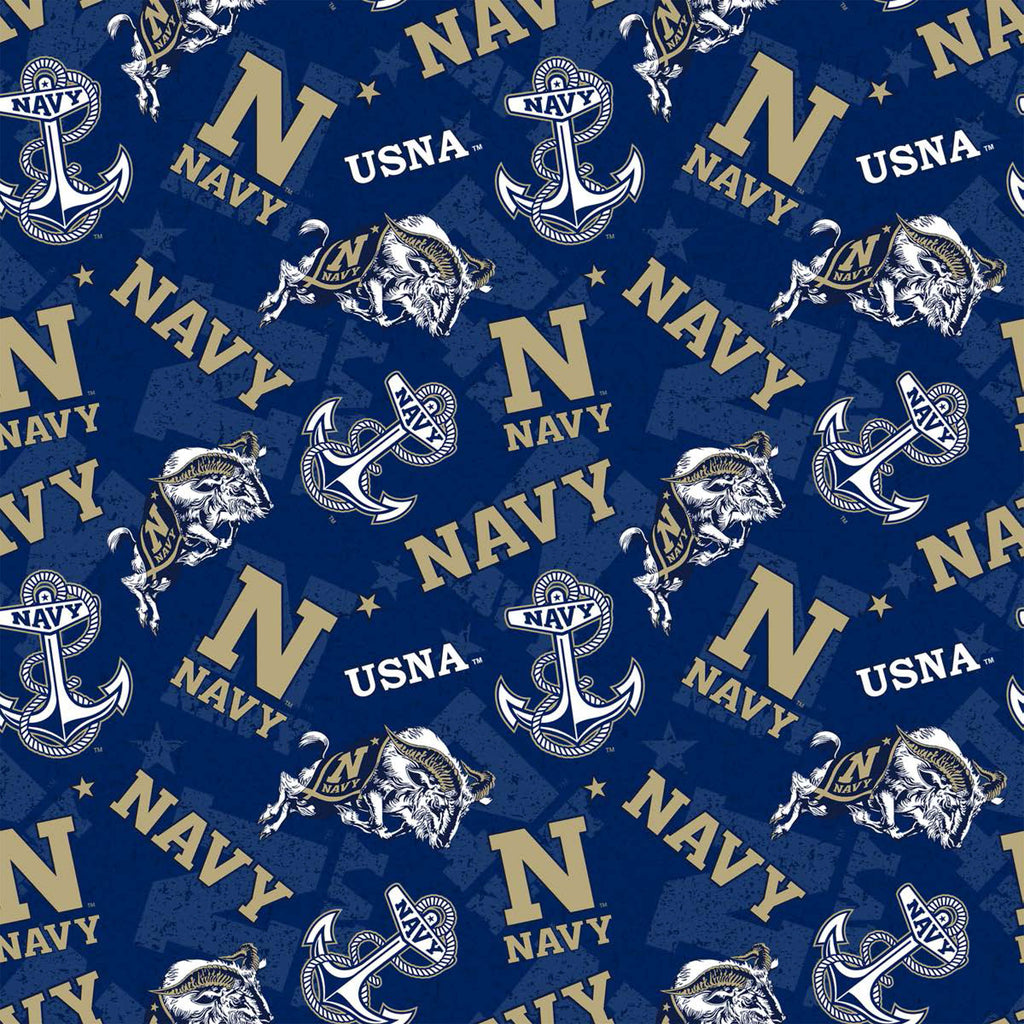 US NAVAL ACADEMY-1178 Cotton
