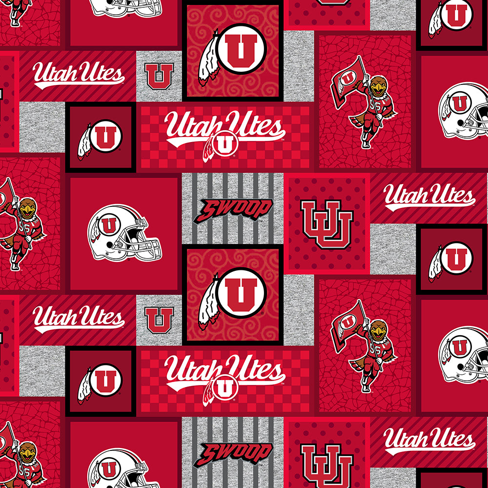 UNIV. OF UTAH-1177 Fleece