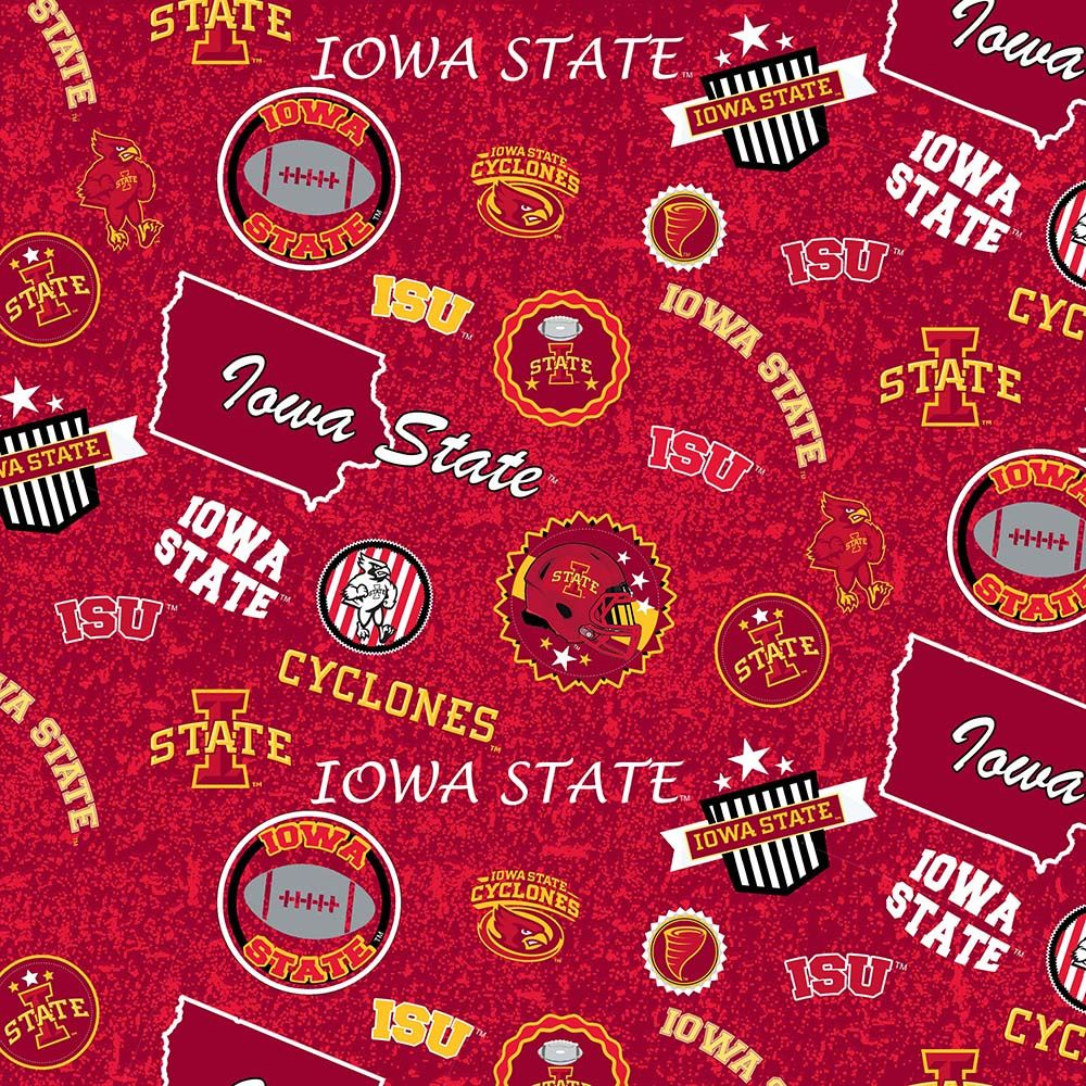 IOWA STATE UNIVERSITY-1208 Cotton