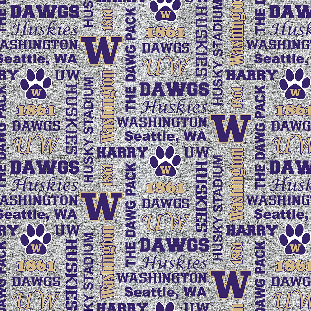 UNIV. OF WASHINGTON-1162 Fleece