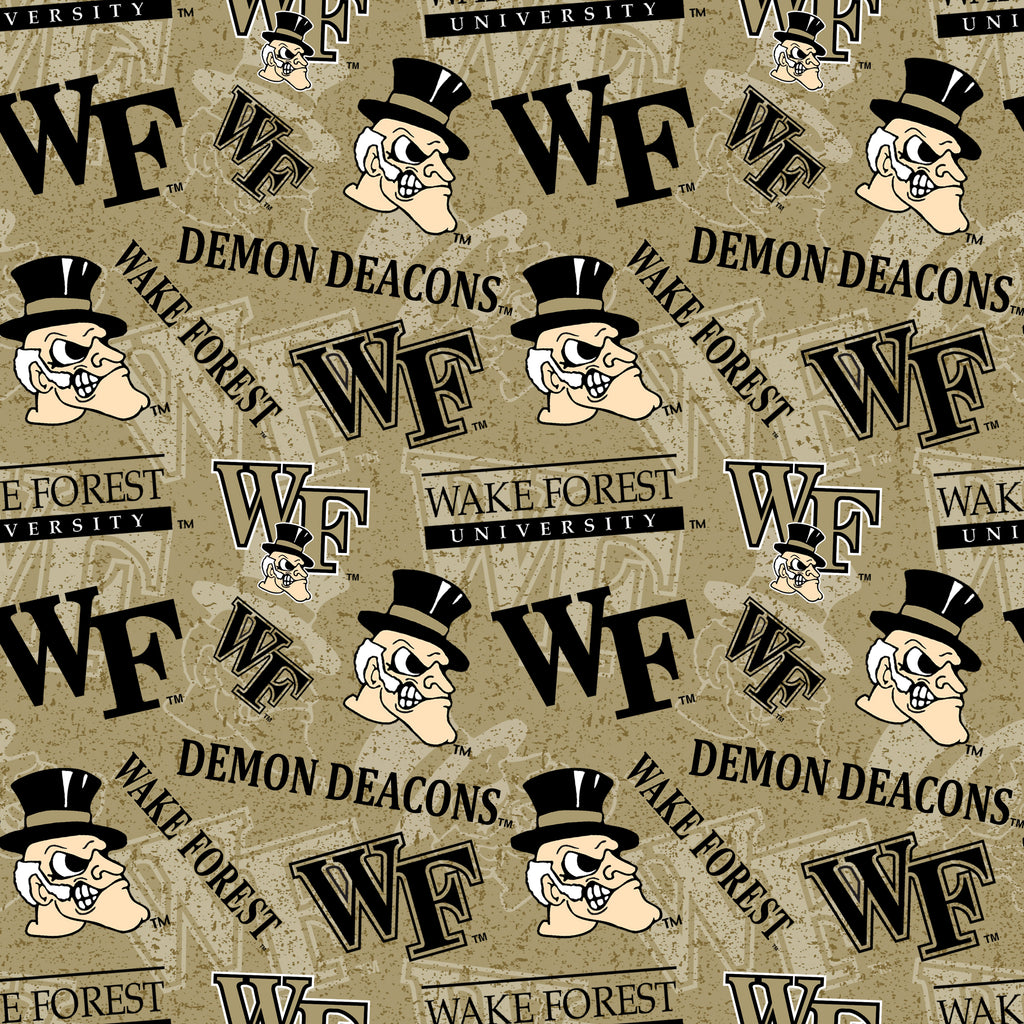 WAKE FOREST UNIVERSITY-1178 Cotton