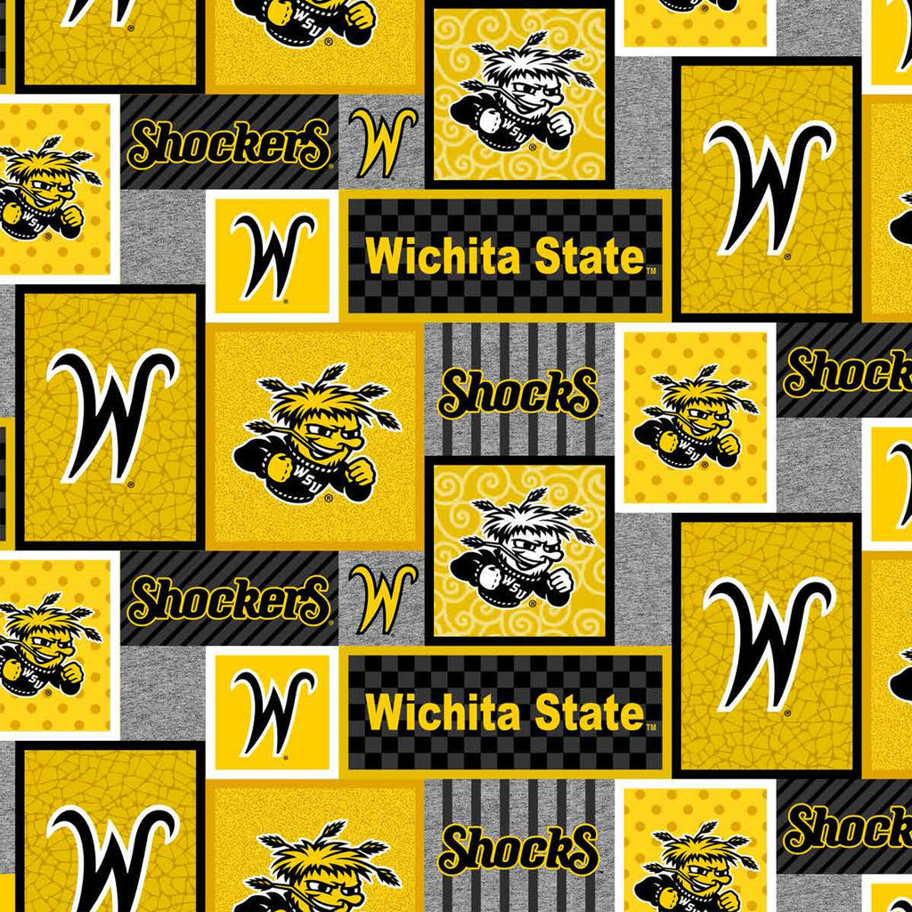WICHITA STATE UNIVERSITY-1177 Fleece