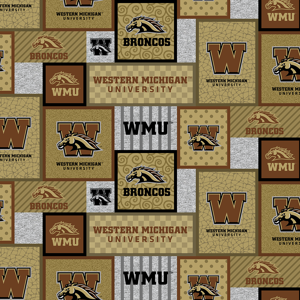 WESTERN MICHIGAN UNIVERSITY-1177 Fleece