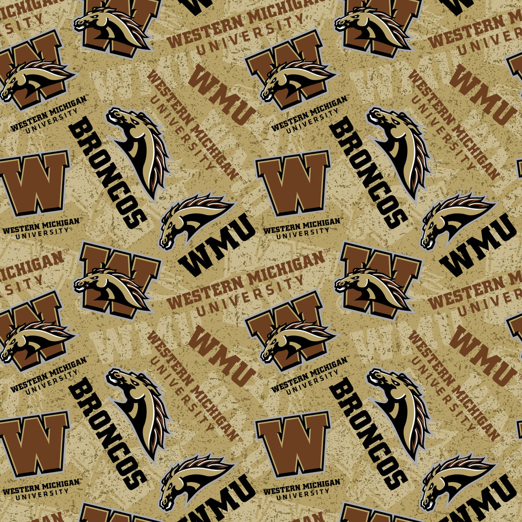 WESTERN MICHIGAN UNIVERSITY-1178 Cotton