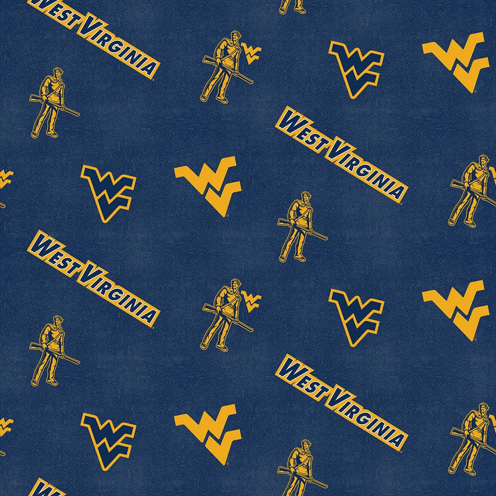 WEST VIRGINIA UNIVERSITY-1152 Flannel