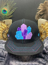 Crystal Fitted Hat