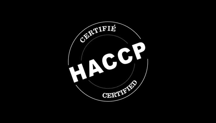 What is the HACCP Certification?