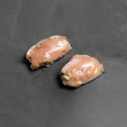 Antibiotic Free Boneless Skinless Chicken Thighs Greek Marinade
