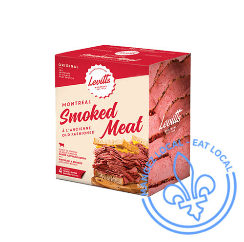 Levitts Montréal Smoked Meat
