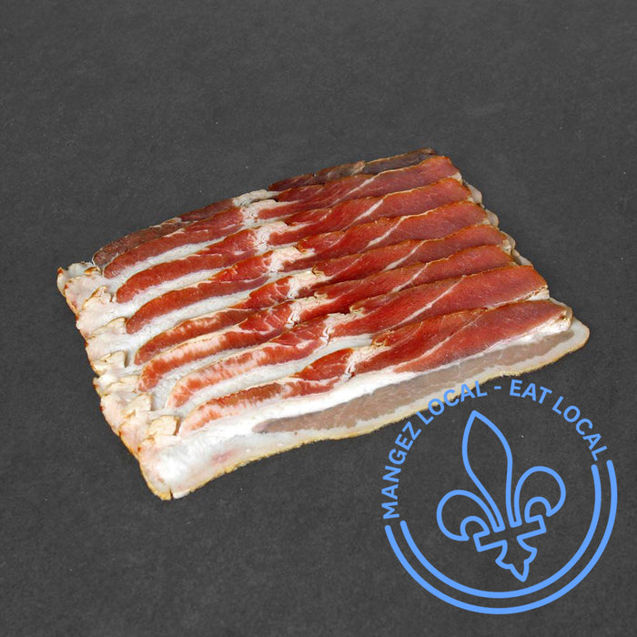 Bacon fumé à l'érable