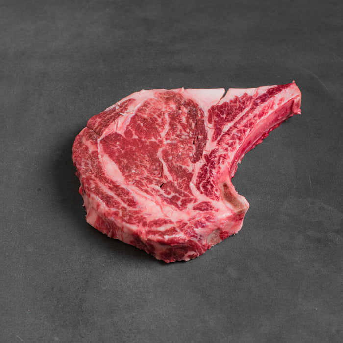 Prime Bone In Rib Steak