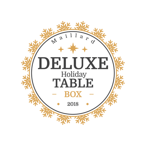 Maillard Deluxe Holiday Table Box