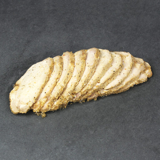 Fully Cooked Pork Loin Mustard Seasoned