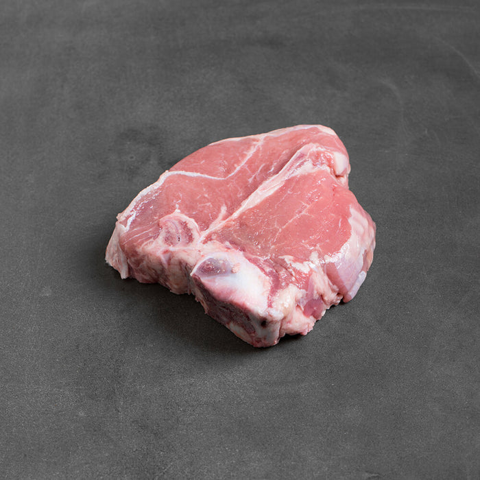 Porterhouse Milk Fed Veal Bone In Chop