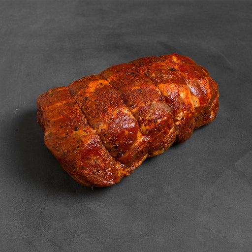 Capicola Boneless Pork Butt Roast Smoked Meat Seasoned