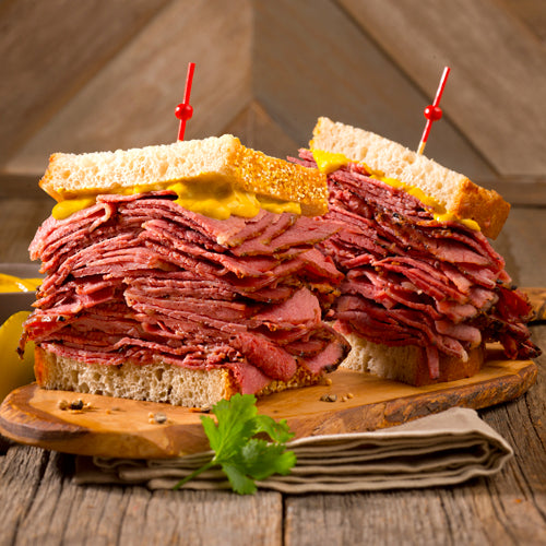 Levitts Montreal Smoked Meat