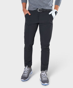 Grey Link Stretch Trouser