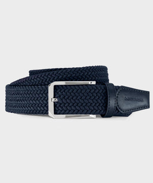 Men's Elastic Navy Belt