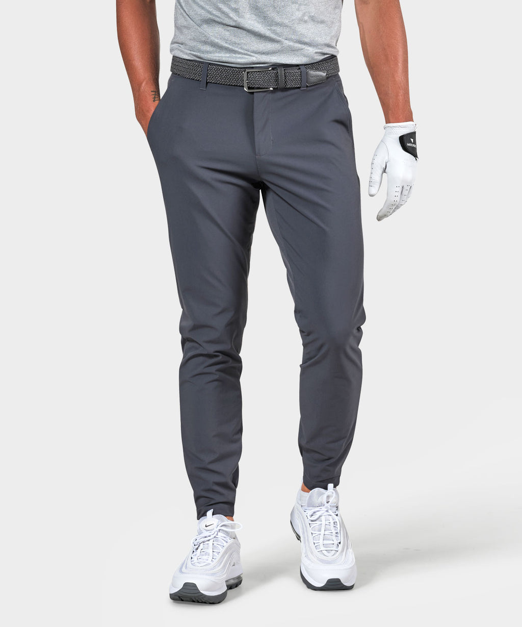 Stone Blue Four-Way Stretch Jogger