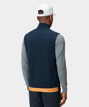 Navy Therma Gilet