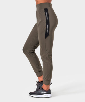 Olive Tapered Range Pants