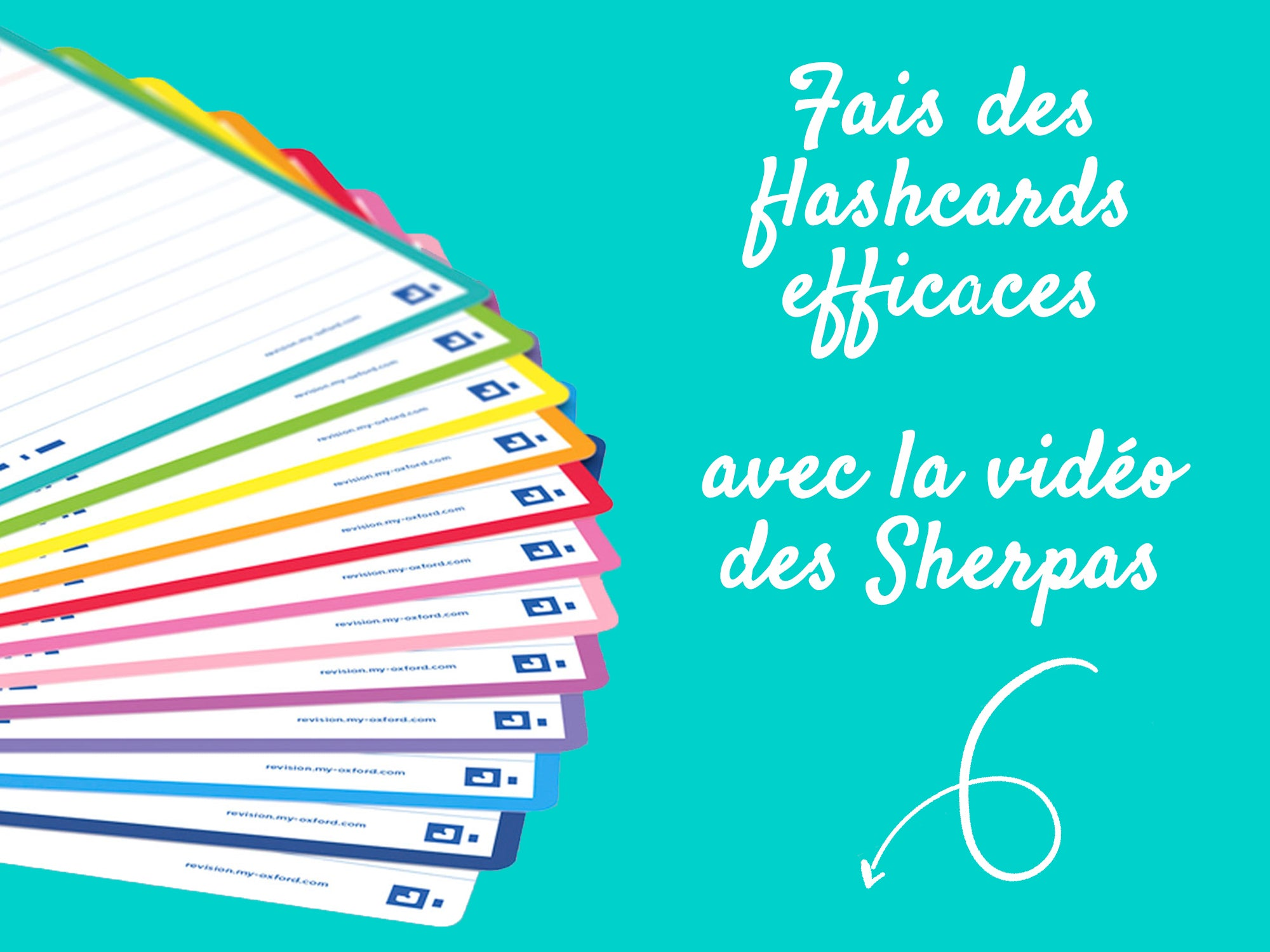 Faire des flashcards efficaces
