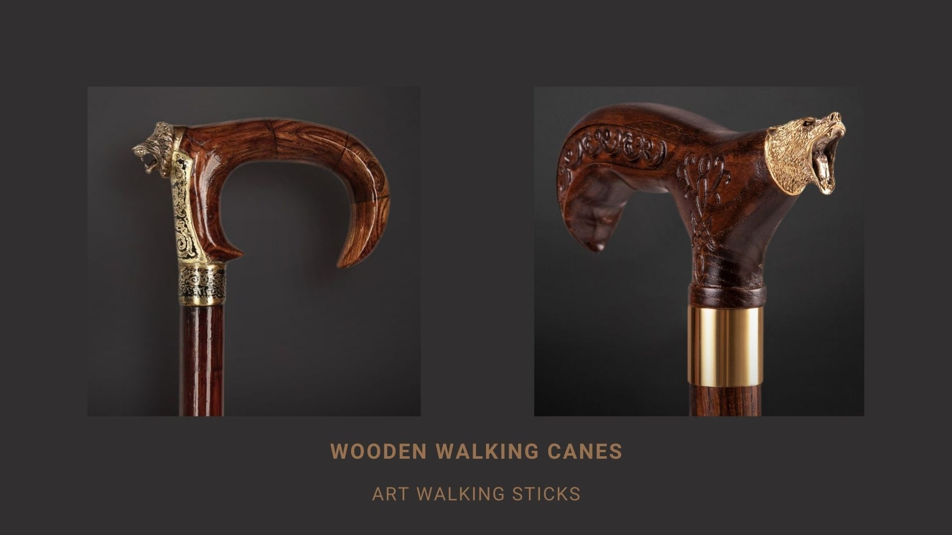 Benefits of wooden walking canes