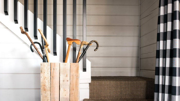 Protect your wooden walking cane