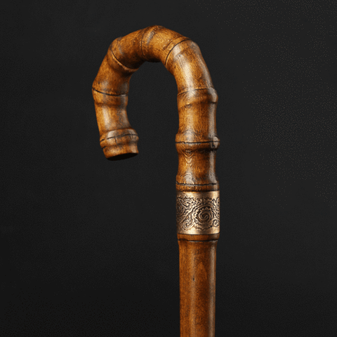Rustic style walking cane trends 2021